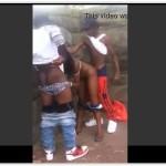 Video amador novinha fudendo com dois na favela