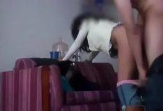 Novinha gostosa fudendo com namorado
