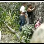 Video amador novinha caiu na net fudendo no mato
