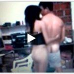 Video porno comeu a priminha novinha gostosa