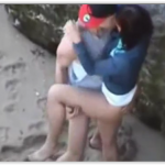 Video amador novinha fudendo na praia