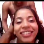 Novinha safada fazendo suruba com amigos do grupo