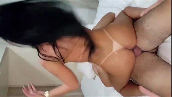 Morena gostosa na loja brunette with big ass 048