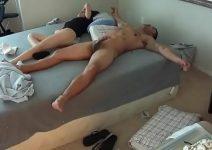Vídeo porno metendo no cuzinho da novinha safada