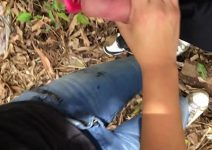 Novinha fudendo no mato depois da escola